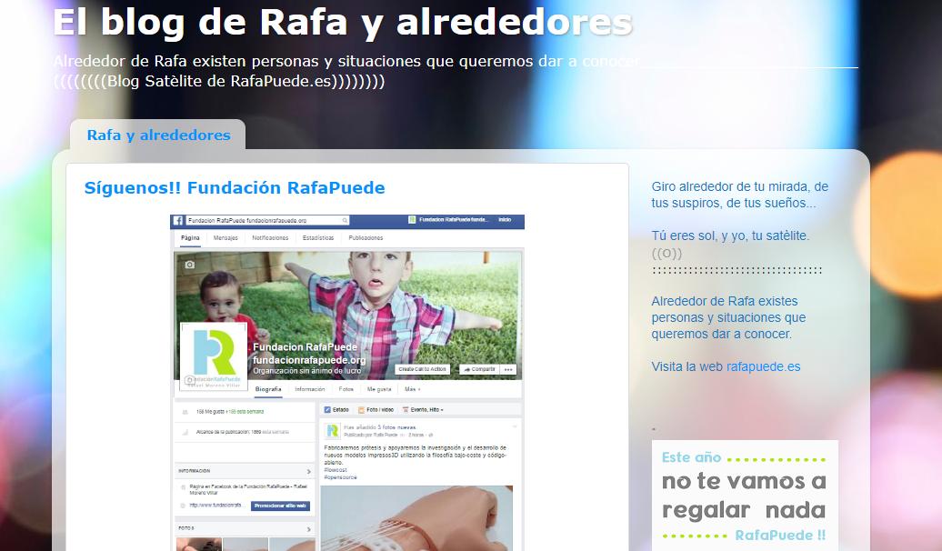 El blog de Rafa y alrededores